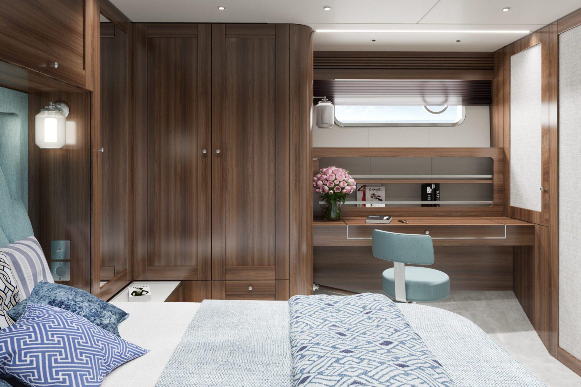 COR555 Master bedroom