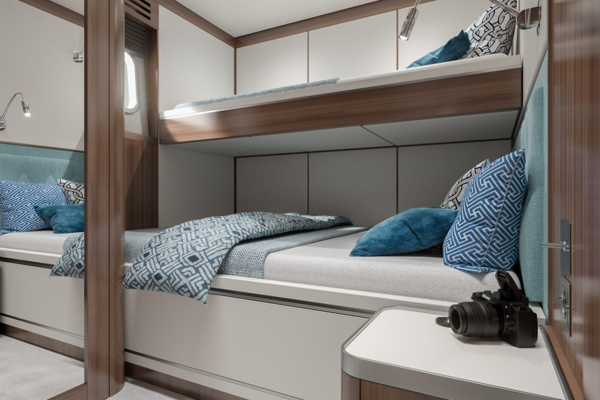 COR555 Guest Cabin