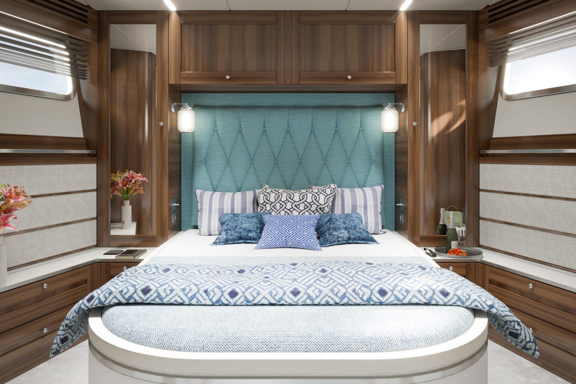 COR555 VIP Bedroom
